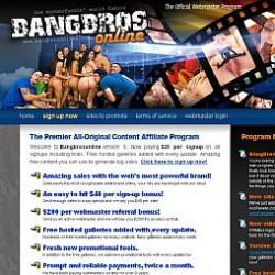 BangBros Adult Affiliate Program