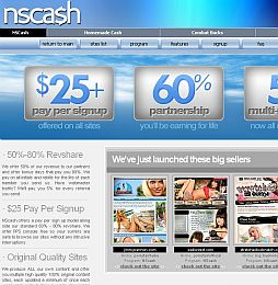 NSCash Adult Affiliate Program