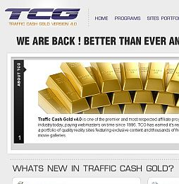 Traffic Cash Gold Adult Affiliate Program