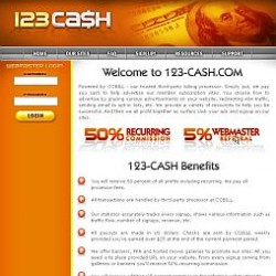 123-Cash Adult Affiliate Program