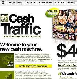 CashTraffic Adult Affiliate Program