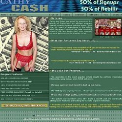 CathyCash Adult Affiliate Program
