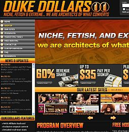 Duke Dollars Adult Affiliate Program