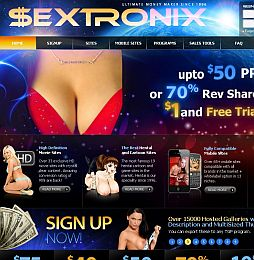 Sextronix Adult Affiliate Program