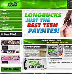 LongBucks Adult Affiliate Program