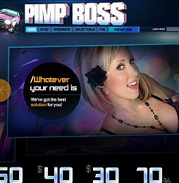 PimpBoss Adult Affiliate Program