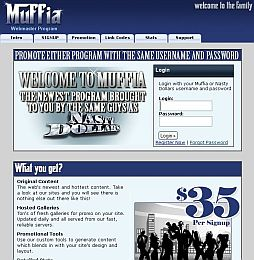 Muffia Adult Affiliate Program
