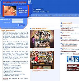 Cash Maniacs Adult Affiliate Program