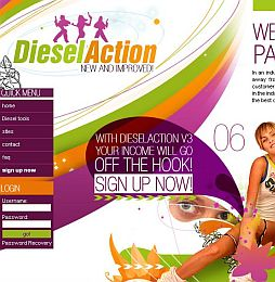 DieselAction Adult Affiliate Program
