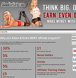 AdamEveCash Adult Affiliate Program