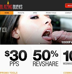 Blazing Bucks Adult Affiliate Program