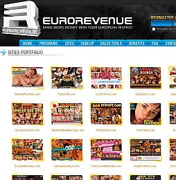 EuroRevenue Adult Affiliate Program