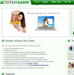 TotemCash Adult Affiliate Program