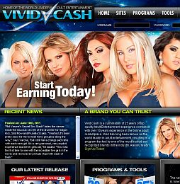 VividCash Adult Affiliate Program