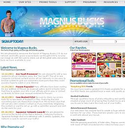 MagnusBucks Adult Affiliate Program
