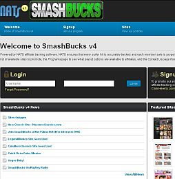 SmashBucks Adult Affiliate Program