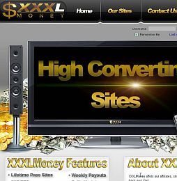 XXXLMoney Adult Affiliate Program