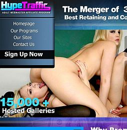 HypeTraffic Adult Affiliate Program
