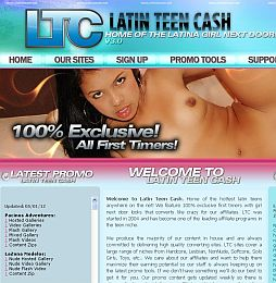 Latin Teen Cash Adult Affiliate Program