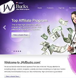 JavBucks Adult Affiliate Program