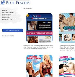 Blue Players Adult Affiliate Program