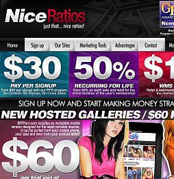 Nice Ratios Adult Affiliate Program