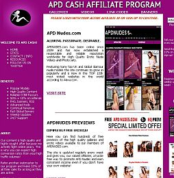 APD Cash Adult Affiliate Program