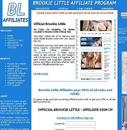 Brookie Little Adult Affiliate Program