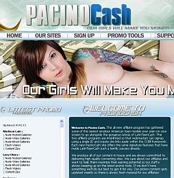Pacino Cash Adult Affiliate Program