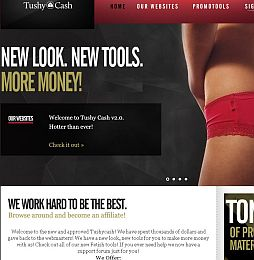 TushyCash Adult Affiliate Program