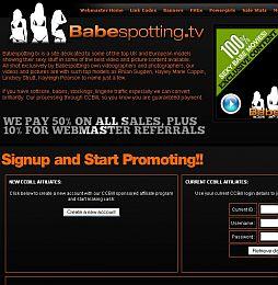 BabeSpotting Adult Affiliate Program
