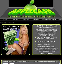 AppleCash Adult Affiliate Program