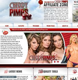 Cherry Pimps Adult Affiliate Program