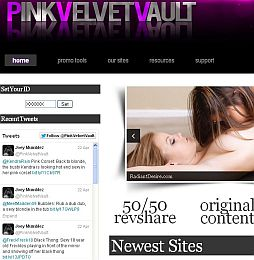 PinkVelvetVault Adult Affiliate Program