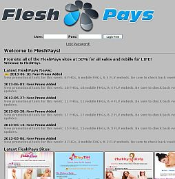 FleshPays Adult Affiliate Program