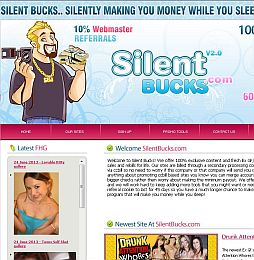 SilentBucks Adult Affiliate Program