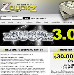zBUCKz Adult Affiliate Program