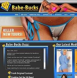 Babe Bucks Adult Affiliate Program