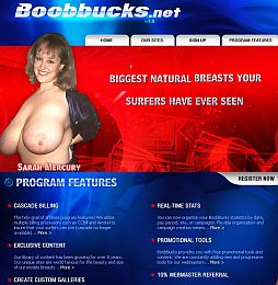 Boobbucks Adult Affiliate Program