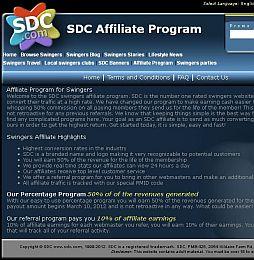 SDC Adult Affiliate Program