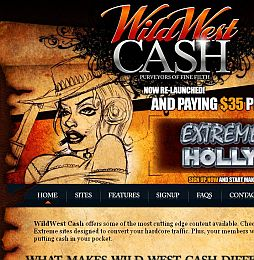Wild West Cash Adult Affiliate Program