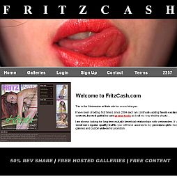 Fritz Cash Adult Affiliate Program
