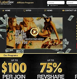 LabelSex Adult Affiliate Program