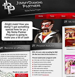 Jimmy Diamond Adult Affiliate Program