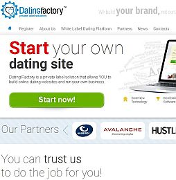 DatingFactory Adult Affiliate Program