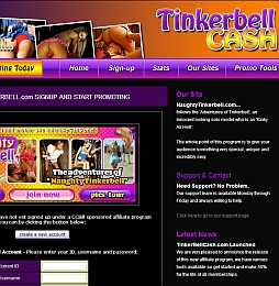 TinkerBellCash Adult Affiliate Program