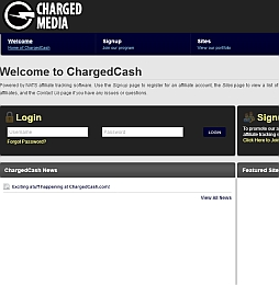 ChargedCash Adult Affiliate Program
